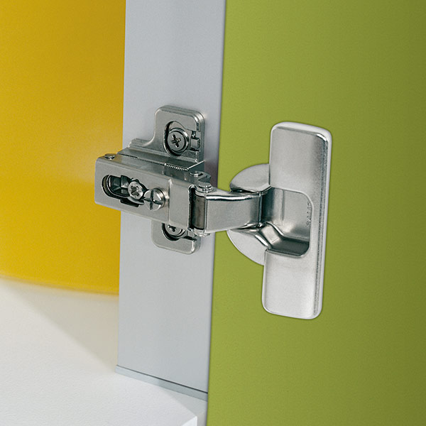 SELF-CLOSING Series 300 - 94° opening - Hinges with a small operating profile-1