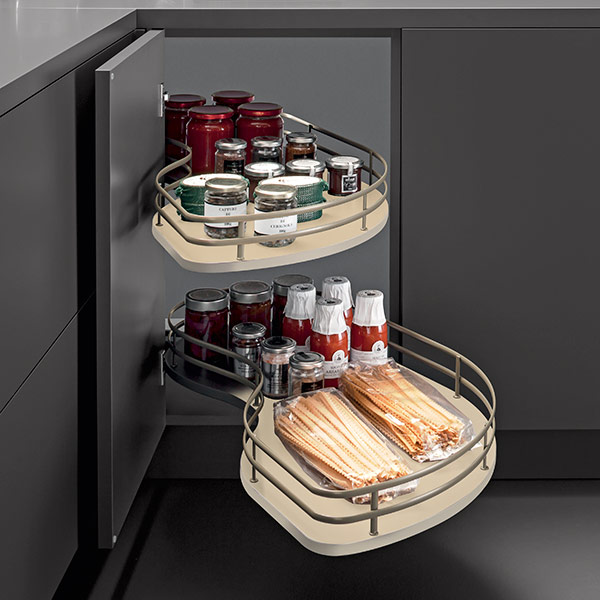 Kitchen Space Organizers