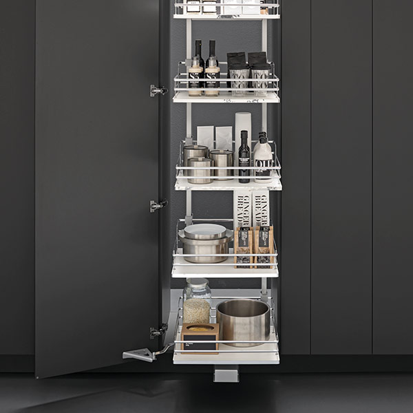 KITCHEN SPACE ORGANIZERS Maxi-pantry unit-1