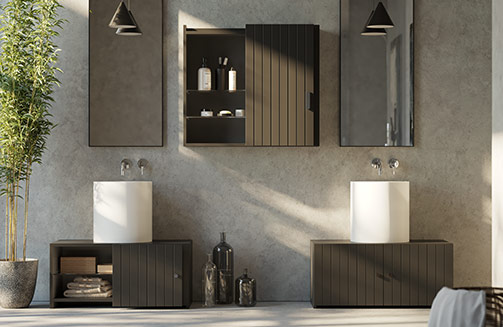 Slider S10 Wall cabinet