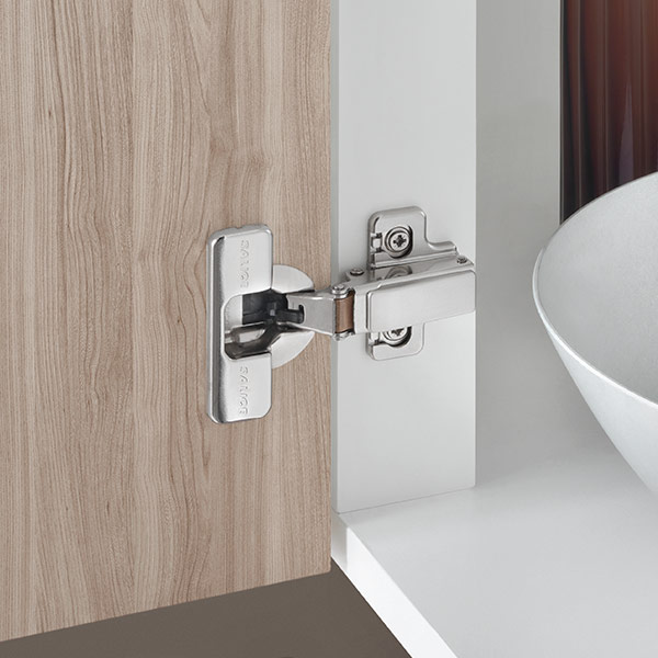 SILENTIA+ Series 300 - 94° opening - Hinges with a small operating profile-1
